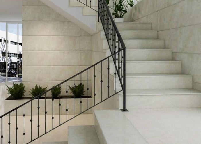 سنگ پله سفید